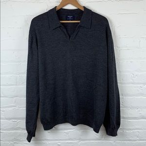 Brooks Brothers - Brooks 346 V-Neck Sweater